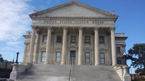 Charleston's Finest Historic Tours: customs