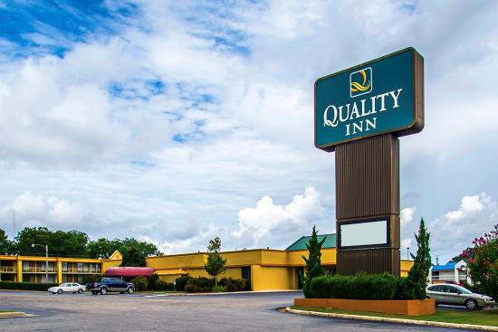 Quality Inn of Troy: Exterior