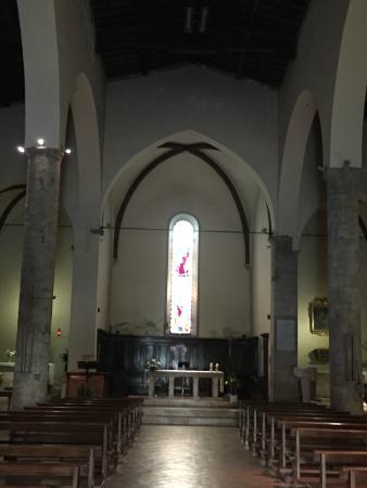 Interior of Chiesa di San Lorenzo