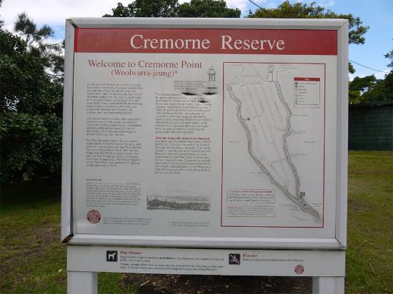 Cremorne Point to Mosman Bay Walk: 看板を見つければだいたいの道はわかるはず。