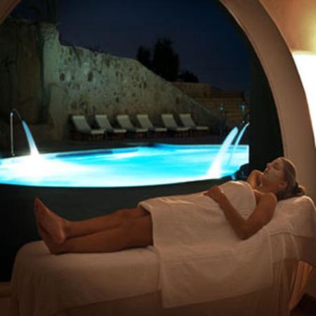 Stella Di Mare Beach Hotel & Spa: Spa