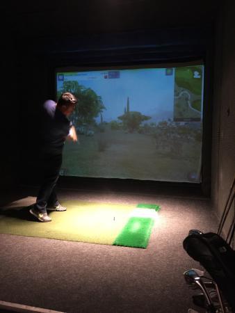 Photo0jpg Picture Of Bunker Indoor Golf Center Minnetonka