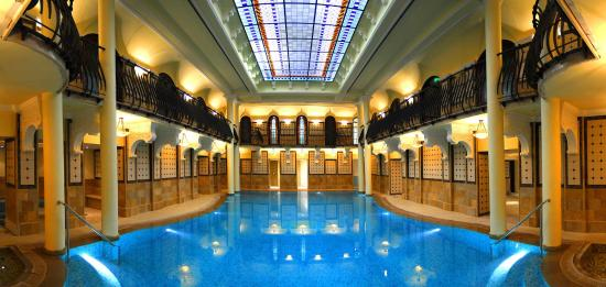 Corinthia Hotel Budapest: CHBSpa