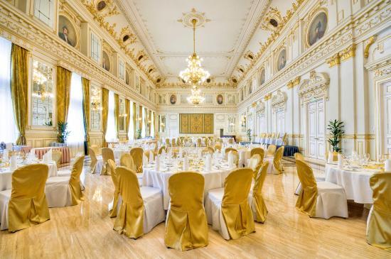 Corinthia Hotel Budapest: CHBBall Room