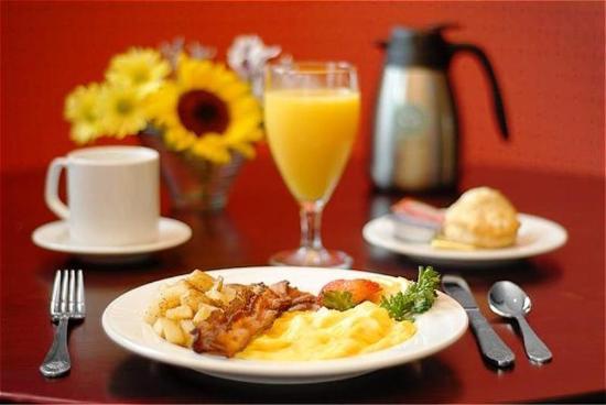 Kulpsville, Пенсильвания: Start your day with Breakfast in our Restaurant