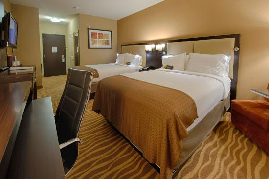 Holiday Inn Hotel-Houston Westchase: Double Queen Guest Room