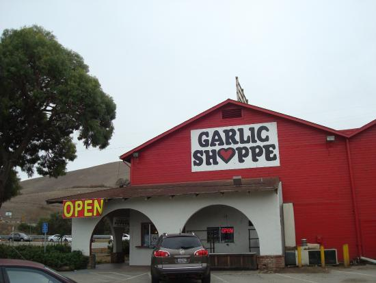 The Garlic Shoppe