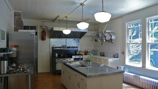 Kitchen - Picture of Spillian: A Place to Revel, Fleischmanns ...