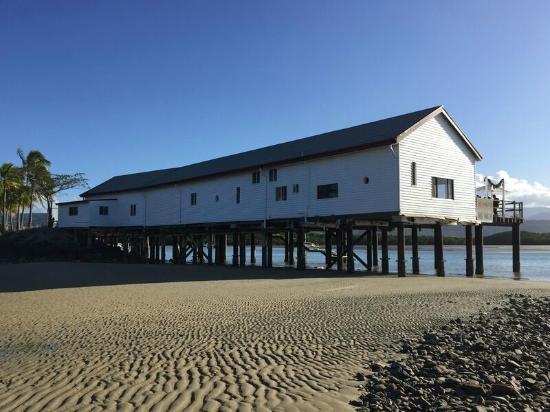 Lazy Lizard Motor Inn: Sugar Wharf in Port Douglas