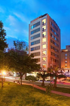 Hotel Cabrera Imperial: Exterior