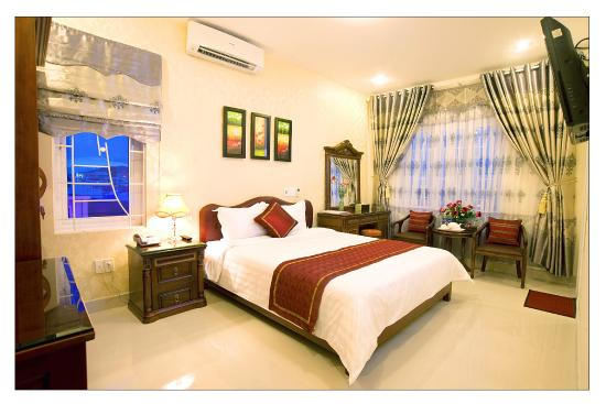 Tien Thinh Hotel: Double Room
