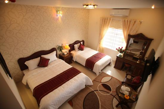 Tien Thinh Hotel: Twin Room