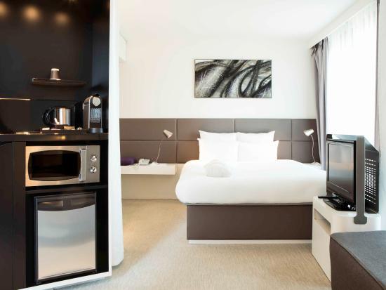 Photo of Suite Novotel Paris Issy les Moulineaux Issy-les-Moulineaux