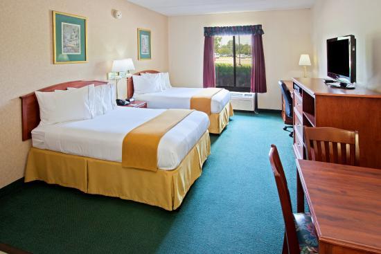 Junction City, Орегон: Double Bed Guest Room