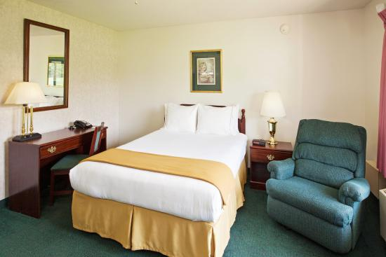 Junction City, Орегон: Single Bed Guest Room