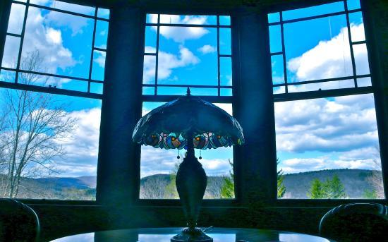 Fleischmanns, estado de Nueva York: View from 4 Seasons Room