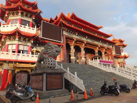 Fu Ding Jin Bao An Temple