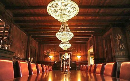 Fleischmanns, estado de Nueva York: Grand Dining Hall