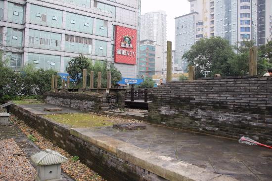 Yongfeng Warehouse Site: 遺跡