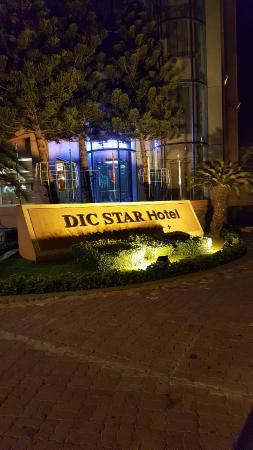 DIC Star Hotel: 호텔외부