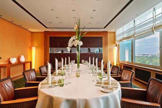 InterContinental Berlin: Private Dining Hugos East