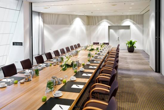InterContinental Berlin: Meeting Room