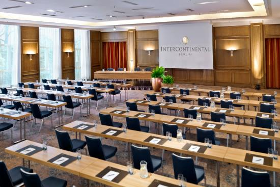 ‪‪InterContinental Berlin‬: Meeting Room‬