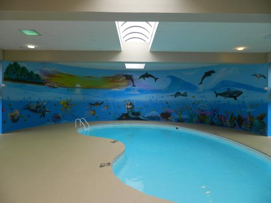 Crowne Plaza Danbury: Swimming Pool
