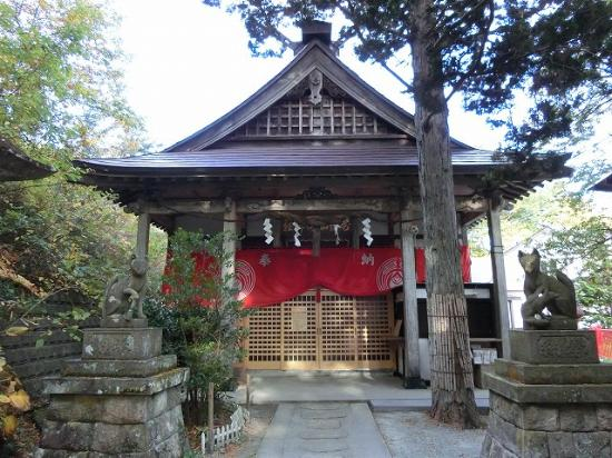 Manzo Inari Shrine