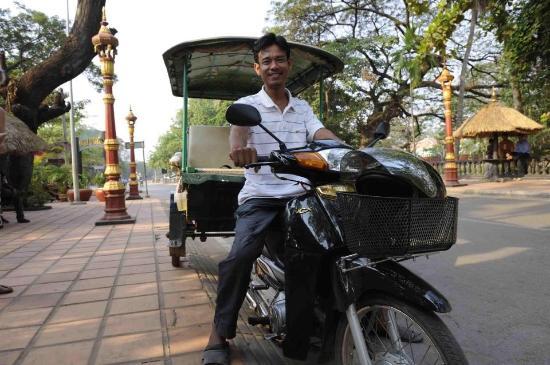 Chhin Angkor Tour Driver