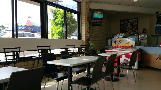Seabreeze Diner Takeaway