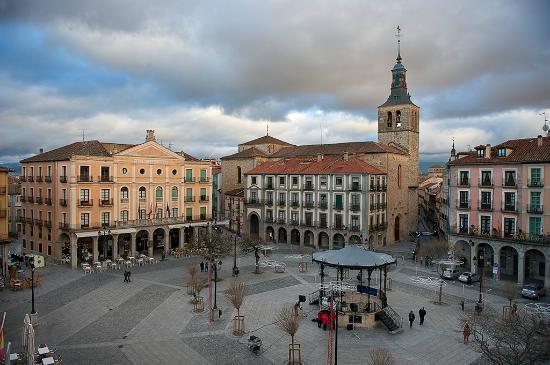 Image result for segovia plaza