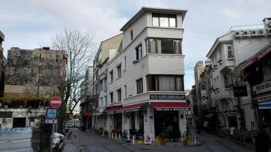 Taya Hatun Hotel: Отель