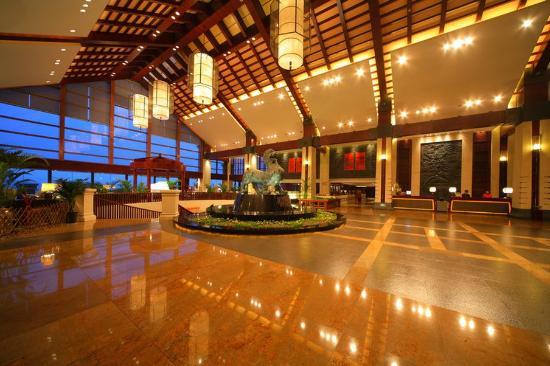 Lin'an, China: Lobby