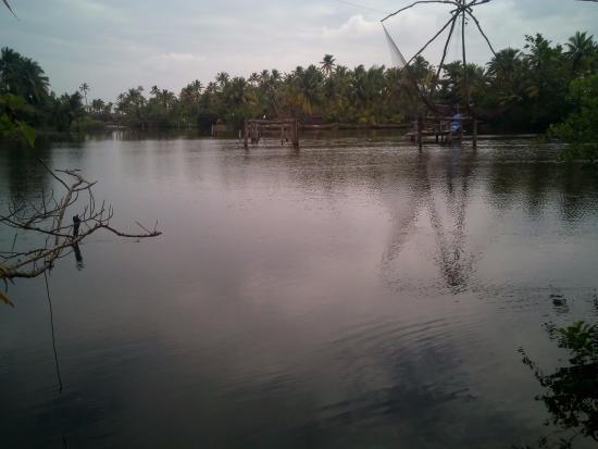 Andhakaranazhy Backwater Village Tour Allappuzha