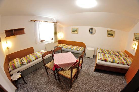 Pension 444: Rodinné pokoje s WiFi