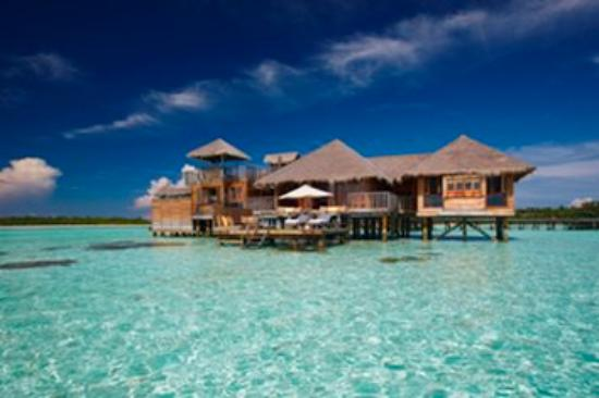 Gili Lankanfushi Maldives: Exterior