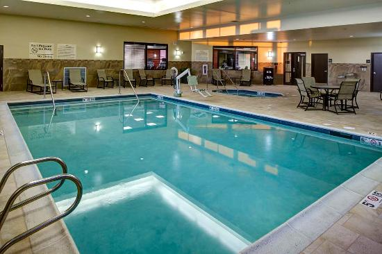 Mulvane, KS: Indoor Pool