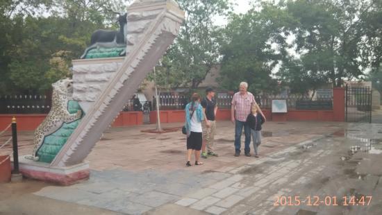 Keoladeo National Park Main Gate Bharatpur