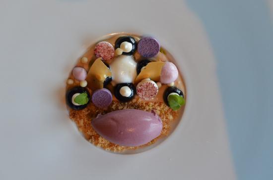 Bloemendaal, Países Bajos: Dessert