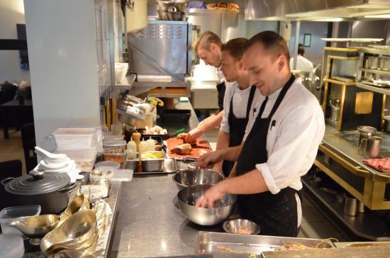 Bloemendaal, Niederlande: chef