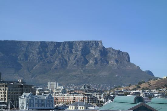 The Table Mountain Picture Of The Table Bay Hotel Cape Town - Table mountain hotel cape town