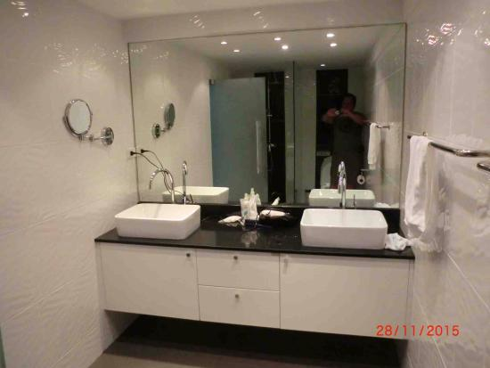 Siam Palm Residence: Bathroom