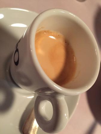 """Billerbeck, Almanya: """"Espresso"""""""