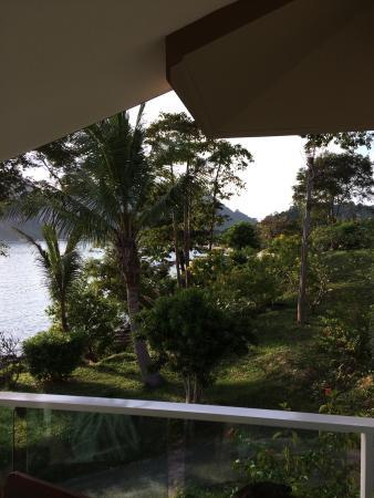 Arayaburi Resort - Phi Phi Island : Вид из окна