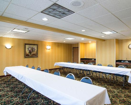 Quality Inn Midland: Meeting Room