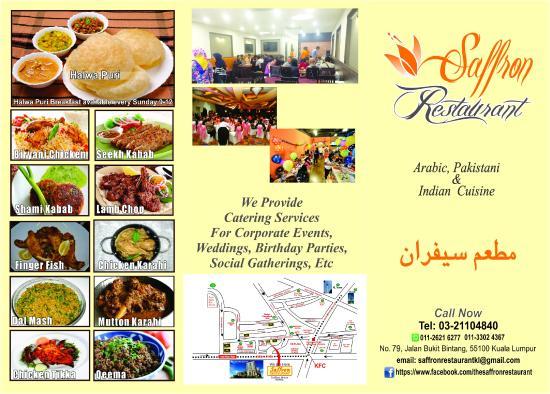 Arabic Food - Picture of The Saffron Restaurant, Kuala Lumpur