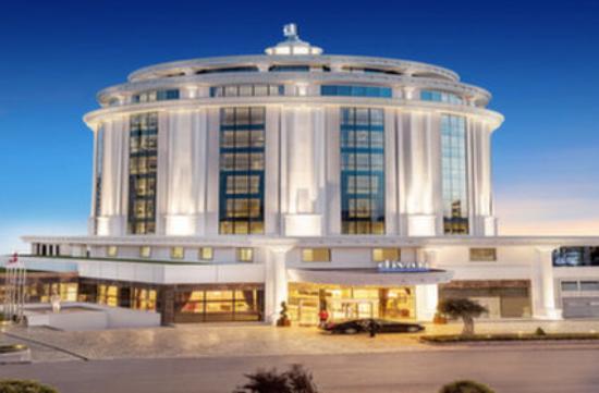 Divan suites gaziantep gaziantep t rkiye otel for Divan hotel gaziantep