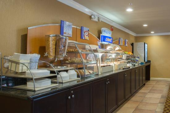 Castro Valley, Californien: Express Start® Breakfast Bar