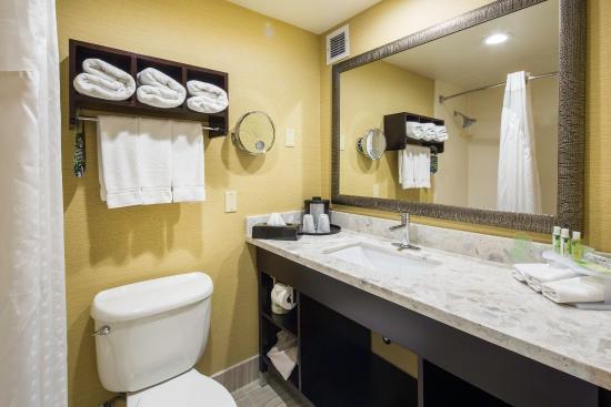 Castro Valley, Californien: Guest Bathroom